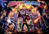 Medieval Madness Pinball Interactive Under-cabinet Light Kit