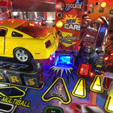 Mustang Pinball Scoop Illumination
