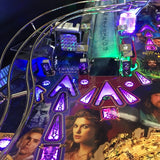 Pirates of the Caribbean Pinball Scoop Lighting Kit