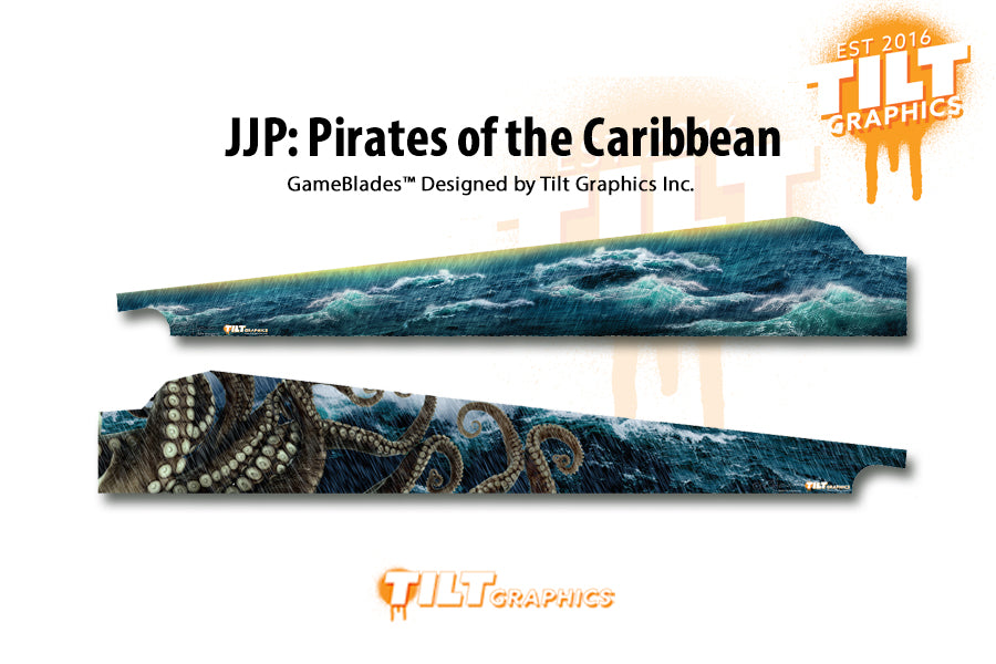 Pirates of the Caribbean Gameblades