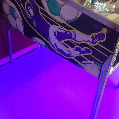 RGB Under Cabinet Pinball Lighting Kits - Mezel Mods  - 1