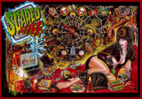 Scared Stiff Pinball Interactive Under-cabinet Light Kit