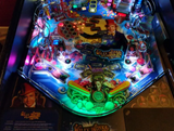 Willy Wonka Pinball Trough Illumination