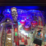 T2 Pinball Backboard Illumination
