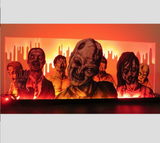 The Walking Dead Pinball Topper
