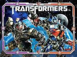 Transformers Pinball Interactive Back Box Light Kit