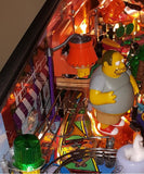 Simpsons Pinball Party Lamp