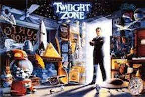 Twilight Zone Pinball Interactive Under-cabinet Light Kit