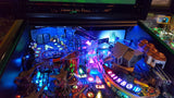 Wizard of Oz Pinball Back Board RGB LED - Mezel Mods  - 2
