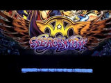 Aerosmith Pinball RGB Backbox Logo Illumination