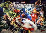Avengers Pinball Interactive Under-cabinet Light Kit