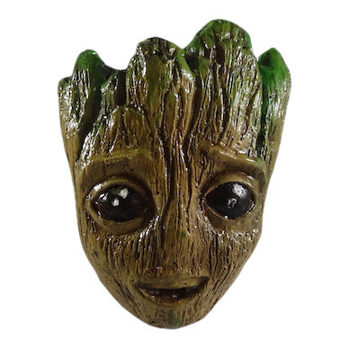 Baby Groot Pinball Shooter Rod