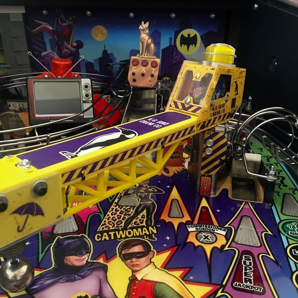 Batman 66 Pinball Crane Upgrade Kit