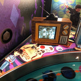 Beatles Pinball TV Video Display Mod