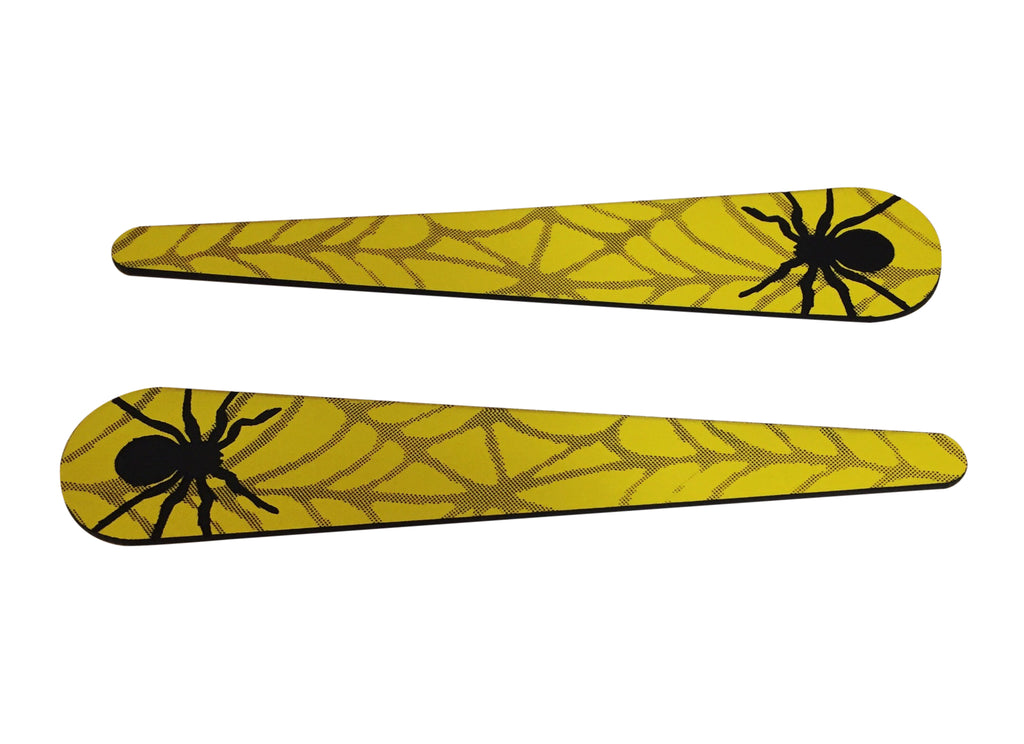 Spider and Web Flipper Bats - Mezel Mods  - 3
