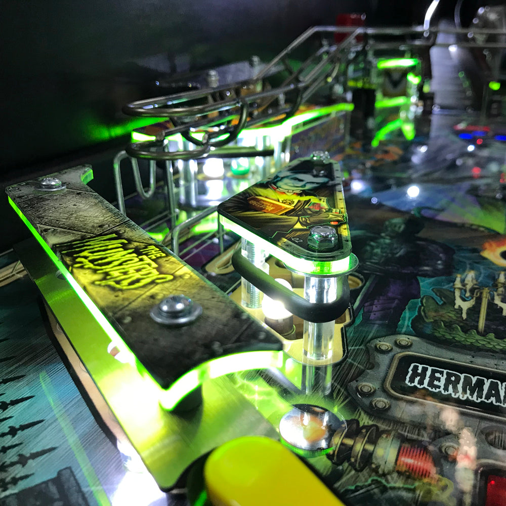 CLiP Protector Set- The Munsters Pinball – Mezel Mods