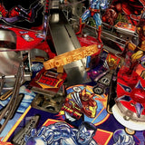 Deadpool Pinball Brass Knuckles