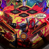 Deadpool Pinball Flipper Bat Toppers