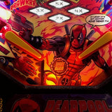 Deadpool Pinball Trough Lighting Kit