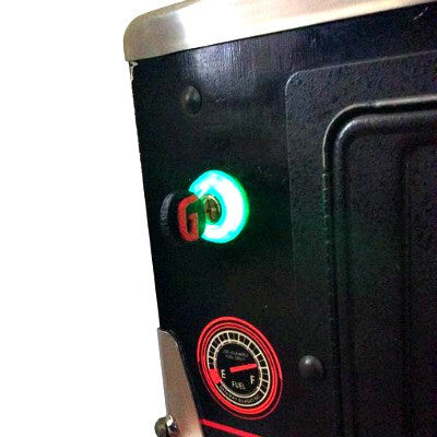 Getaway High Speed 2 Pinball LED Key mod - Mezel Mods  - 1
