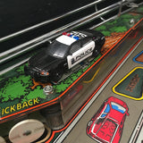 The Getaway Pinball High Speed 2 Lighted Police Car Small - Mezel Mods  - 1