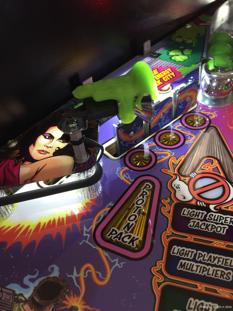 Ghostbusters Pinball Slime