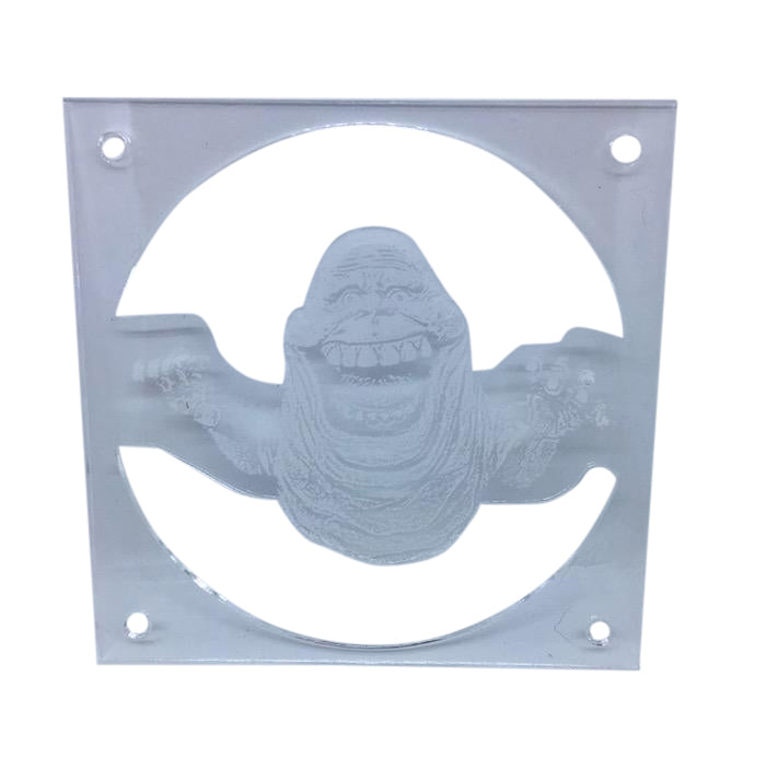 Ghostbusters Pinball Speaker Acrylics