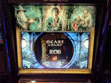 The Hobbit Pinball Side Translight Illumination