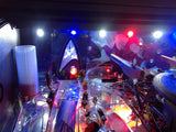 Star Trek Pinball Warp Ramp Light Diffuser - Mezel Mods  - 5