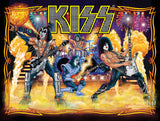 KISS Pinball Interactive Backbox Lighting - Mezel Mods  - 2