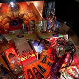 Iron Maiden Pinball Illuminated War Plane