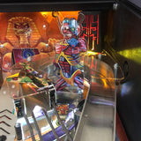 Iron Maiden Pinball Obelisk Dome Cover