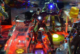 Iron Man Pinball Illuminated Iron Man - Mezel Mods  - 2