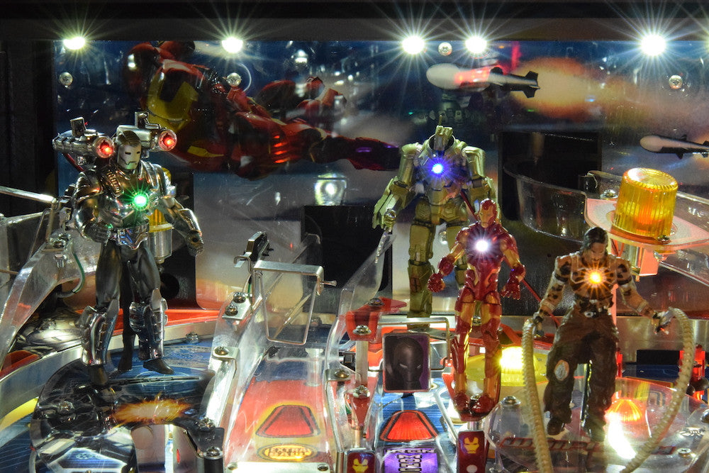 Iron Man Pinball Whiplash