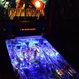 Iron Man Pinball Interactive Back Board LED Kit - Mezel Mods  - 1