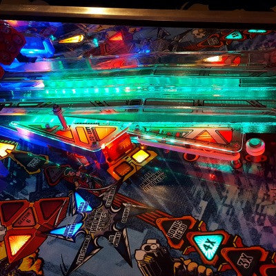 Johnny Mnemonic Pinball Shooter Lane LED Kit - Mezel Mods  - 1