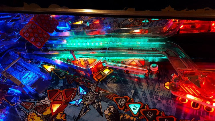 Johnny Mnemonic Pinball Shooter Lane LED Kit - Mezel Mods  - 2