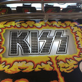 Kiss Pinball Logo Light Bracket - Mezel Mods  - 1