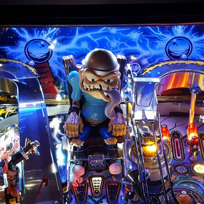 Metallica Pinball Interactive Back Board Lighting Kit - Mezel Mods  - 1