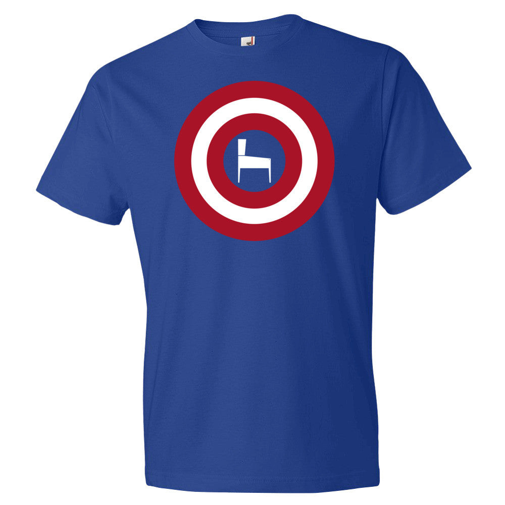 Captain Pinball Tee Shirt - Mezel Mods  - 2
