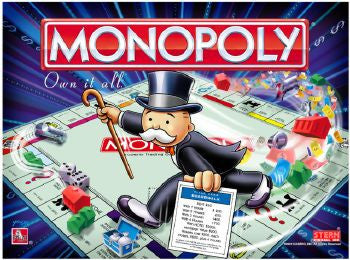 Monopoly Pinball Interactive Under-cabinet Light Kit