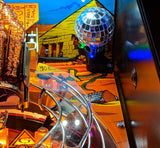 Monster Bash Pinball Motorized Disco Ball