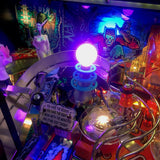 Monster Bash Pinball Tesla Coil