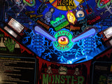 Monster Bash Remake Pinball Trough Lighting Kit