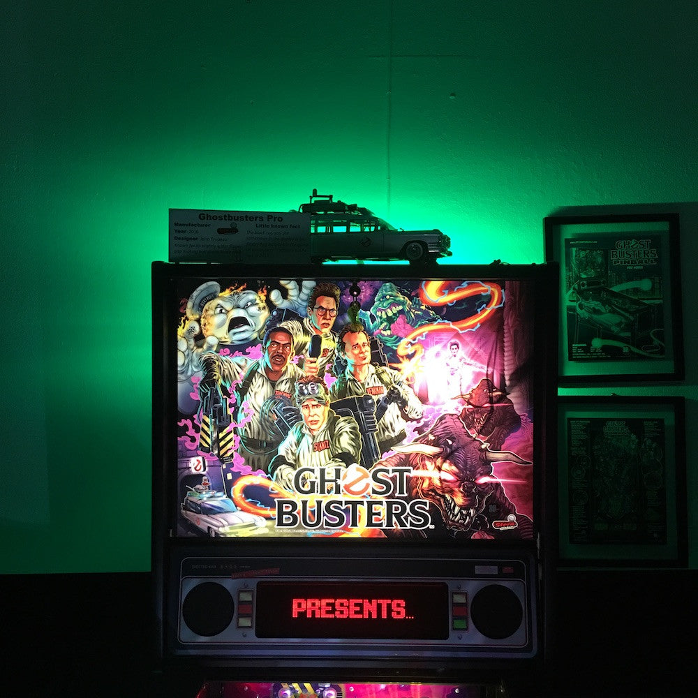 Pinball Back Box Cabinet Light Kit- Data East