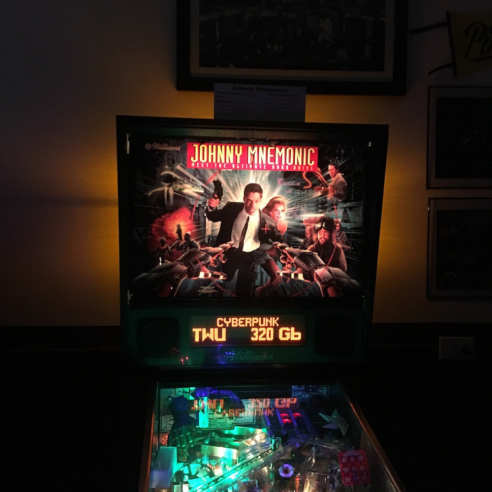 Pinball Backbox Cabinet Lighting Kit- Chicago Coin