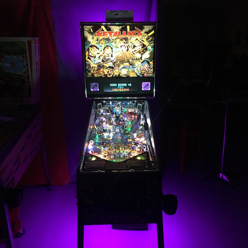 Pinball Cabinet Lighting Kit Bundle- Spooky Pinball