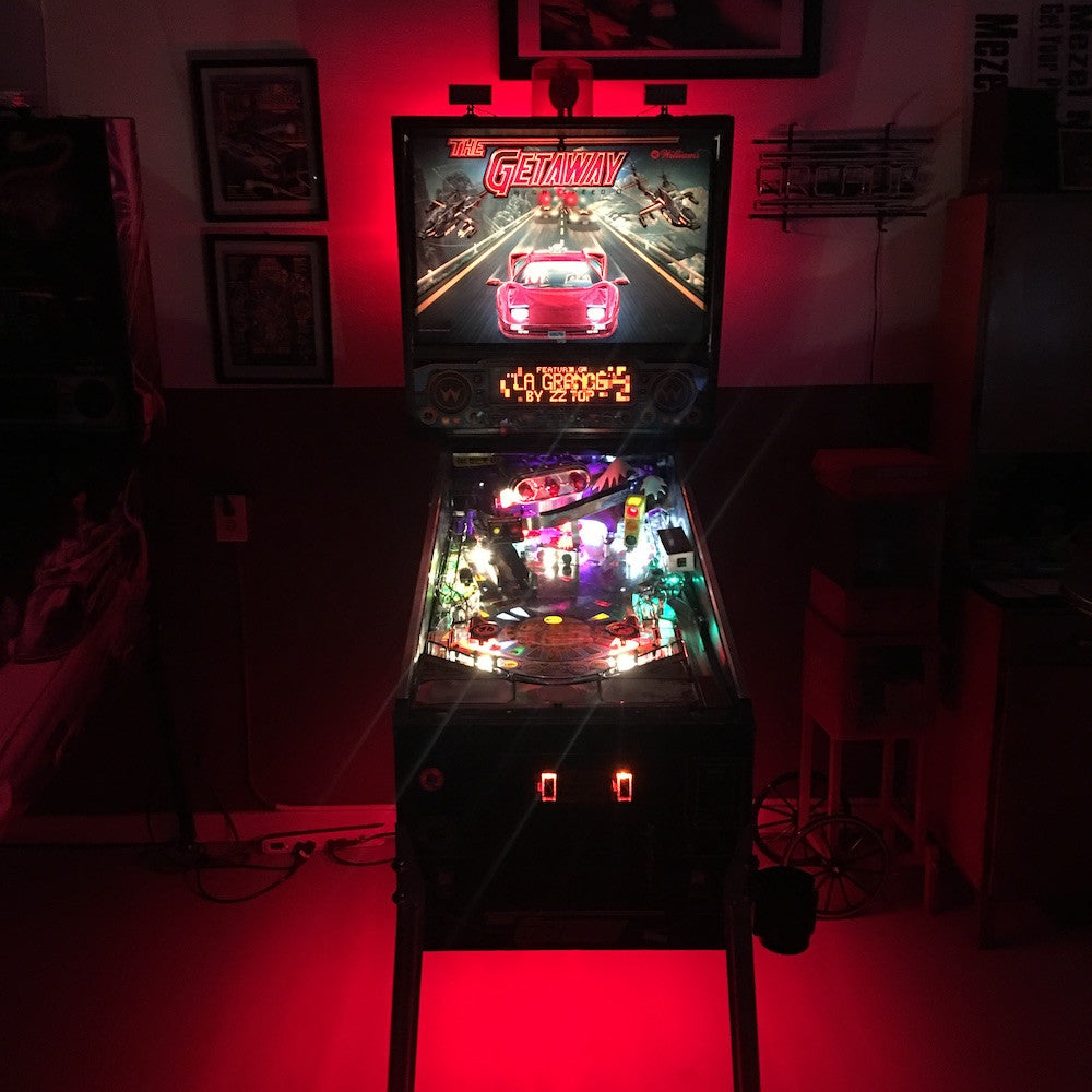 ... Pinball Cabinet Lighting Kit Bundle  Spooky Pinball ...