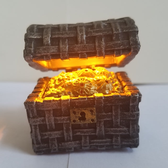 Illuminated Treasure Chest
