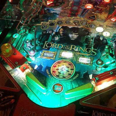 Pinball Trough Lighting Kit- Simpsons Pinball Party - Mezel Mods  - 6